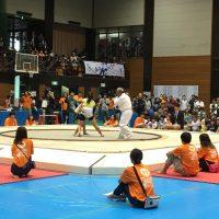 わんぱく相撲東京都大会 取組①